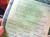 documento transferência detran al